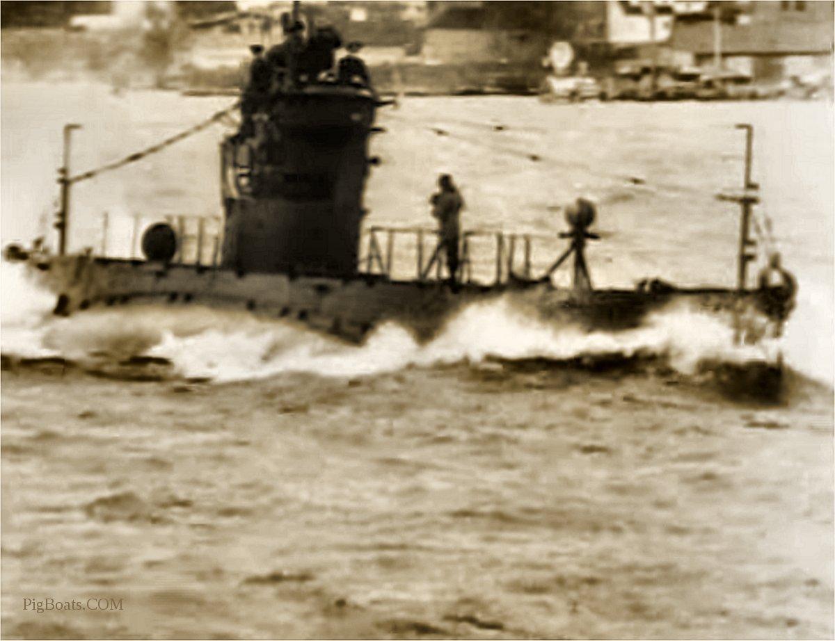 PigBoats COM - O-Class Submarines