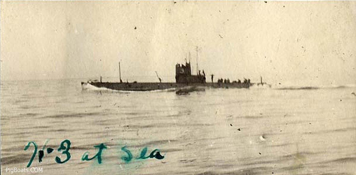PigBoats COM - H-Class Submarines